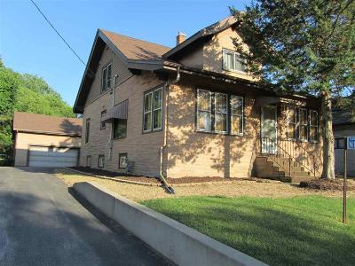 Dodge County, Fond Du Lac County Single Family Home For Sale: N10275 Hwy 151