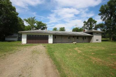 Omro Single Family Home For Sale: 4405 O Reilly Road Road