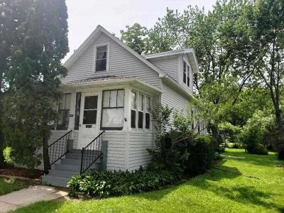 North Fond Du Lac WI Single Family Home For Sale: $68,900
