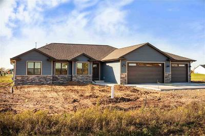 Oshkosh Single Family Home For Sale: 4001 Sand Pit Road Road