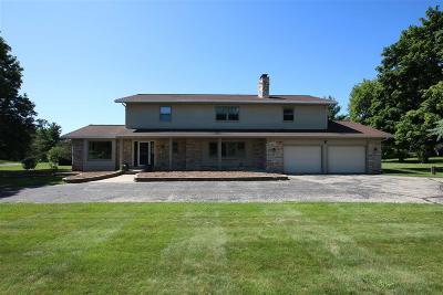 Fond du Lac County Single Family Home For Sale: W4336 Betty Lane Lane