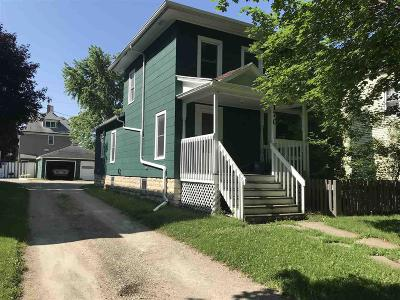 Fond Du Lac Multi Family Home For Sale: 170 East 2nd Street Street