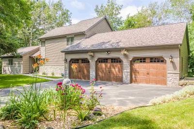 Fond du Lac County Single Family Home For Sale: W4595 Valley Drive Drive