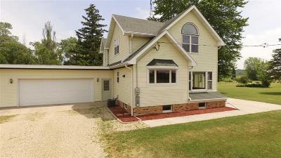 Omro Single Family Home For Sale: 5114 Eureka Road Road