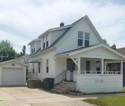 Fond Du Lac Single Family Home For Sale: 166 Ledgeview Avenue Avenue