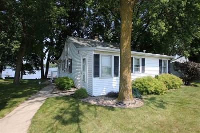 Fond du Lac County Single Family Home For Sale: W925 South Shore Lane Lane