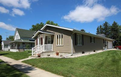 North Fond Du Lac Single Family Home For Sale: 52 North Street Street