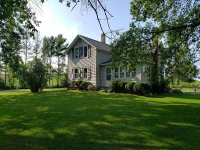 Fond du Lac County Single Family Home For Sale: W3233 Cody Road Road