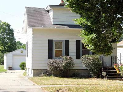 Fond du Lac County Single Family Home For Sale: 448 West Scott Street Street