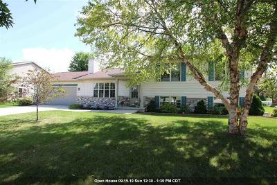 Fond du Lac County Single Family Home For Sale: 603 Prairie Parkway Parkway