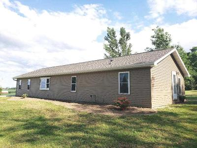 Brownsville Single Family Home For Sale: W7408 Hwy Y