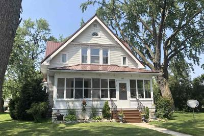Dodge County Single Family Home For Sale: 540 Highland Avenue Avenue
