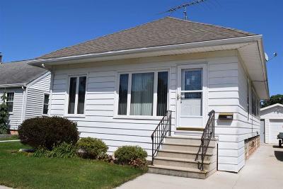 North Fond Du Lac Single Family Home For Sale: 1116 Michigan Avenue Avenue