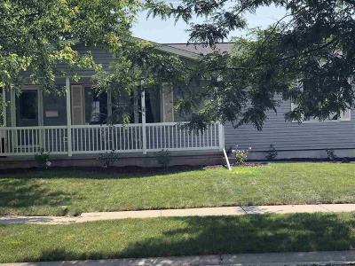 North Fond Du Lac Single Family Home For Sale: 846 Wisconsin Avenue Avenue
