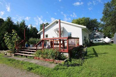Omro Single Family Home For Sale: 3143 Hwy E