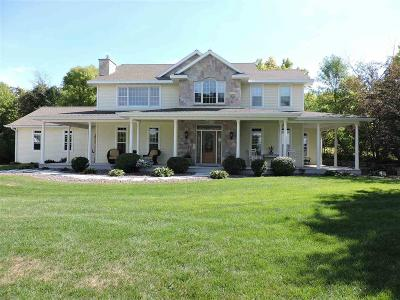 Fond du Lac County Single Family Home For Sale: N9393 Hwy 151