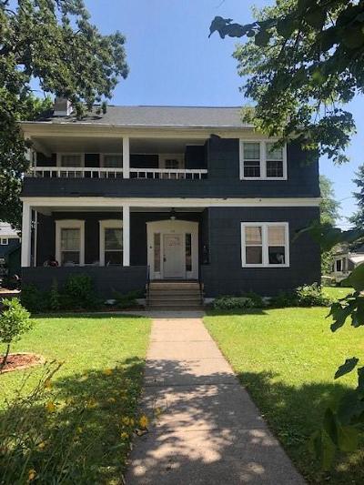 Winnebago County Multi Family Home For Sale: 524 Jefferson Street Street