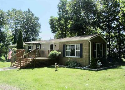 Fond du Lac County Single Family Home For Sale: N9287 Hickory Road Road