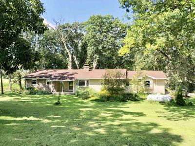 Fond du Lac County Single Family Home For Sale: N2786 Hwy K