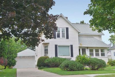 Fond du Lac County Single Family Home For Sale: 433 Forest Avenue Avenue