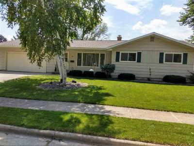 Fond du Lac County Single Family Home For Sale: 290 East McWilliams Street Street