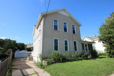 Oshkosh Multi Family Home For Sale: 1305 Otter Avenue Avenue