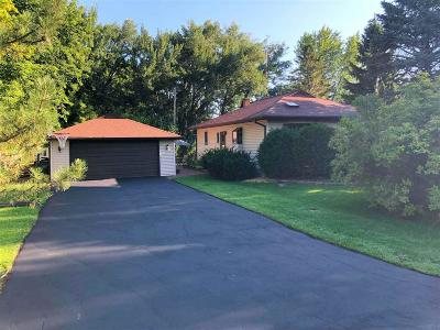 Fond du Lac County Single Family Home For Sale: W4731 Golf Course Drive Drive