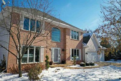 Winnebago County Single Family Home For Sale: 752 Saddlebrook Court Court