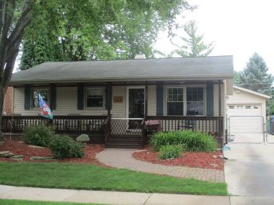 Fond du Lac County Single Family Home For Sale: 596 East 10th Street Street