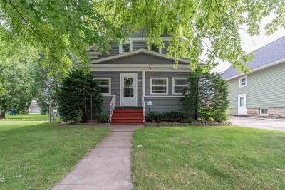 Oshkosh Single Family Home For Sale: 1516 Georgia Street Street