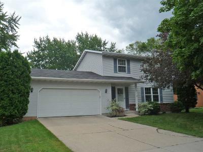 Fond du Lac County Single Family Home For Sale: 87 Michael Lane Lane