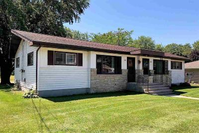 Fond du Lac County Multi Family Home For Sale: 214 East Railroad Avenue Avenue