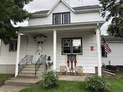 Fond du Lac County Single Family Home For Sale: 16 West Bank Street Street