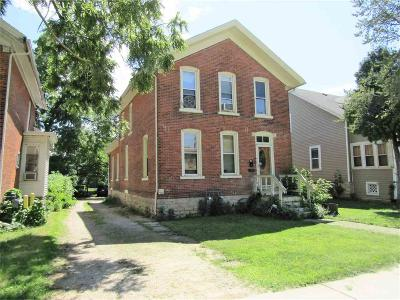 Fond du Lac County Multi Family Home For Sale: 86 West Division Street Street