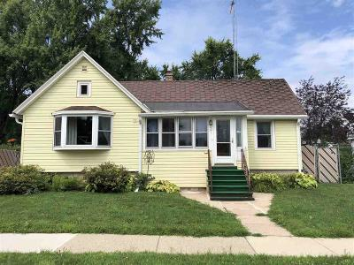 Fond du Lac County Single Family Home For Sale: 347 West 9th Street Street
