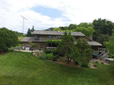 Fond Du Lac Single Family Home For Sale: W4147 Kiekhaefer Parkway Parkway