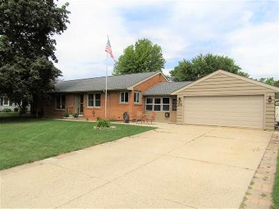 Fond Du Lac Single Family Home For Sale: 279 Stow Street Street