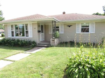 Winnebago County Single Family Home For Sale: 905 West 18th Avenue Avenue