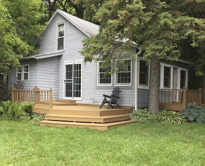 Dodge County Single Family Home For Sale: W4353 Strange Road Road