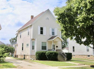 Fond du Lac County Multi Family Home For Sale: 178 4th Street Street
