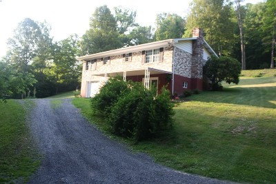 Sutton WV Single Family Home For Sale: $195,000