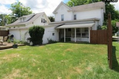 Spencer Single Family Home For Sale: 819 Capitol Street