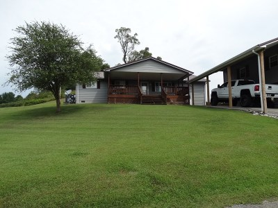 Weston WV Single Family Home For Sale: $194,900