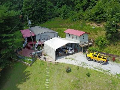 Looneyville WV Farm For Sale: $100,000