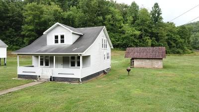 Looneyville WV Single Family Home For Sale: $69,900