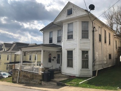 Spencer Single Family Home For Sale: 307 Beauty Street