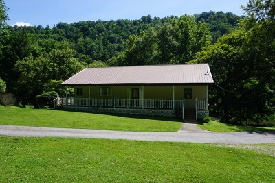 Procious WV Single Family Home For Sale: $165,000