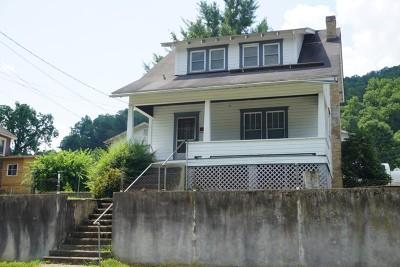 Gauley Bridge WV Single Family Home For Sale: $55,000