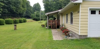 Indore WV Single Family Home For Sale: $125,000