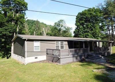 Spencer Single Family Home For Sale: 2293 Charleston Road